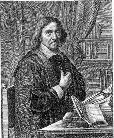 Samuel Maresius (1599-1673), by Jacob van Meurs (I)